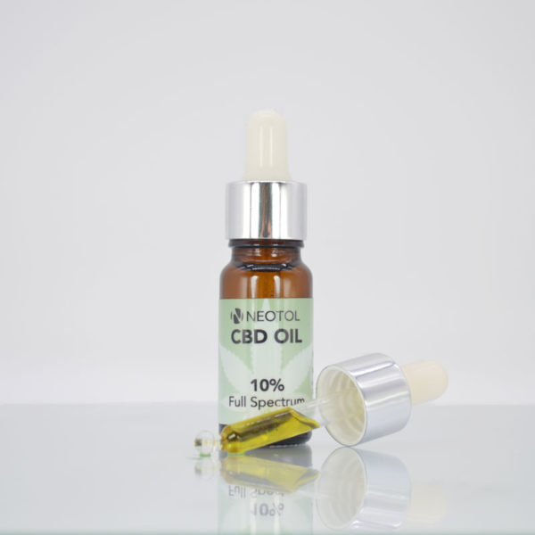 Neotol CBD OIL 10% – CBD Full Spectrum Tropfen 10ml