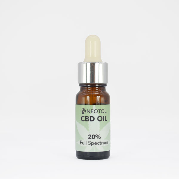 Neotol CBD OIL 20% – CBD Full Spektrum Tropfen 10ml