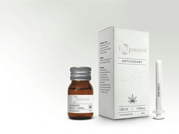 CBD Antioxidant – CBD Öl mit Hyaluronsäure