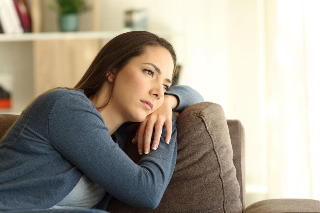 CBD Tropfen im Einsatz gegen Depressionen