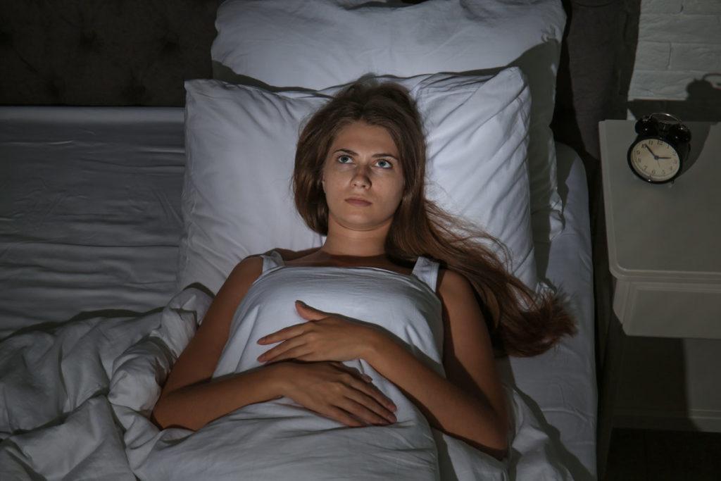 CBD bei Stress und Schlafstörungen