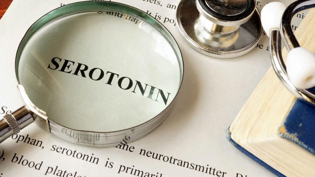 CBD und Serotonin