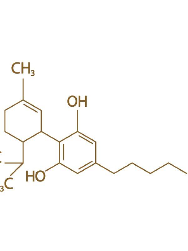 CBD Öl Chemische Formel
